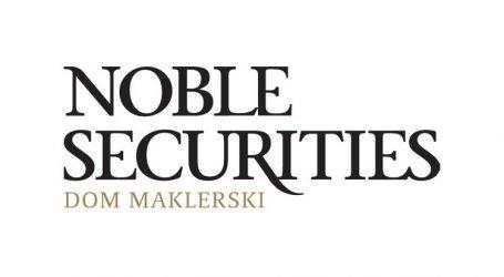 Noble Securities recenzja: chociaż ma wieloletnie doświadczenie na polskim rynku, to warunki jego oferty nie są atrakcyjne